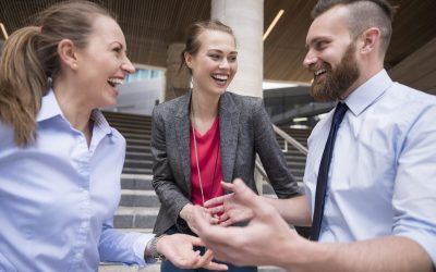 Don't forget about good mood in business